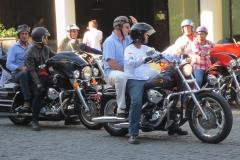 Group transfer to Rock Bar, NSC, Sept 2012